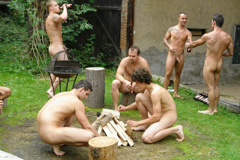 Naked male couple gallery