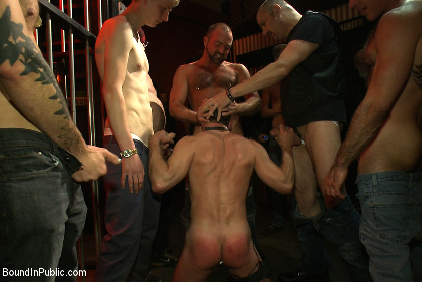 Young blond boys nude
