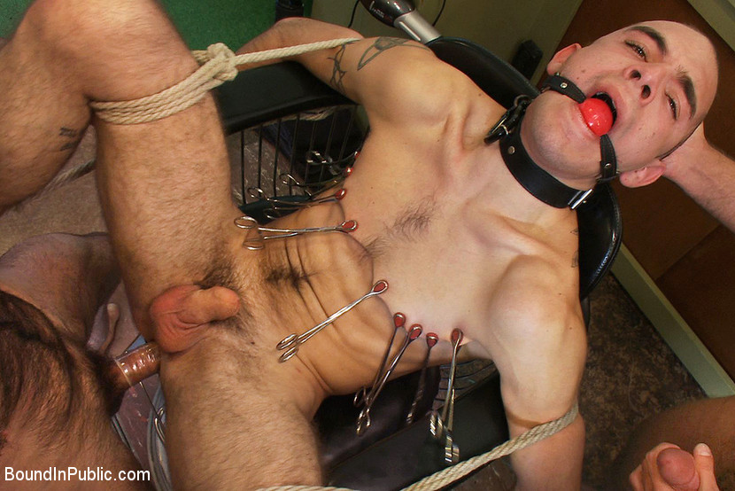 from Duke gay domination fucked hard video